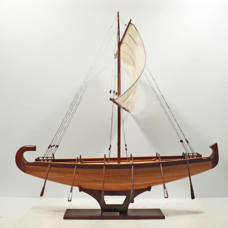 Aegypten Boot Schiffsmodell