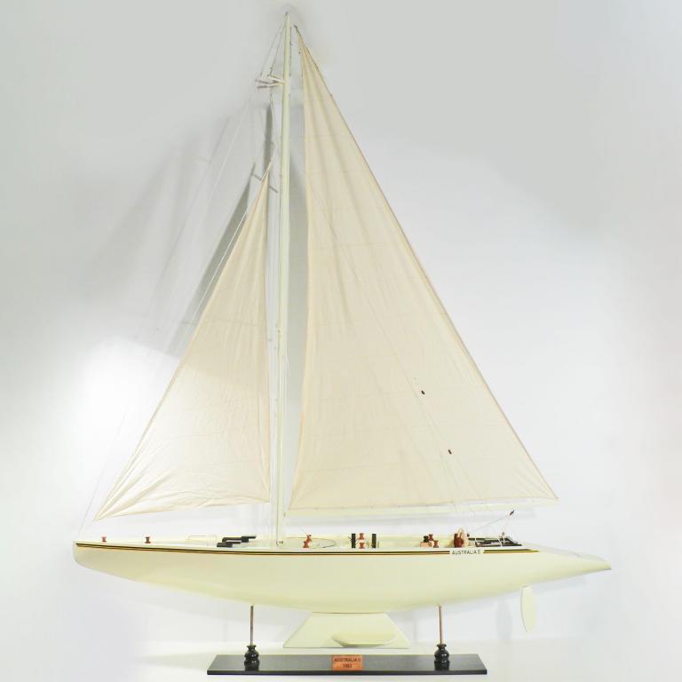 Australia 2 Segelyachmodell