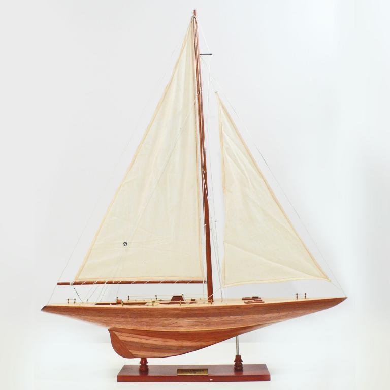 Columbia Segelyachtmodell