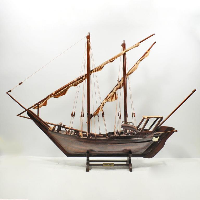 Dhow Schiffsmodell