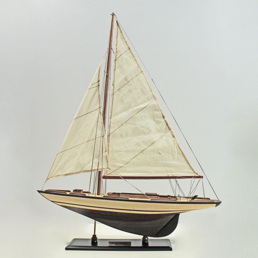 Handgefertigtes Segelschiffmodell der Fulmar