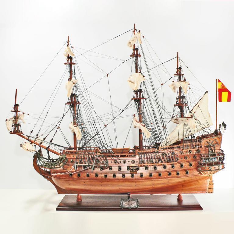 San Felipe Schiffsmodell
