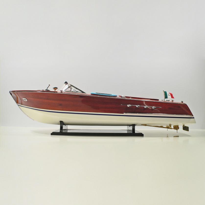 Speedboot modell der Super Riva
