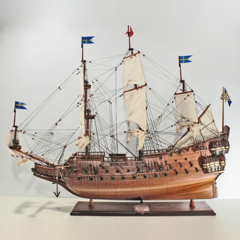 Wasa Schiffsmodell
