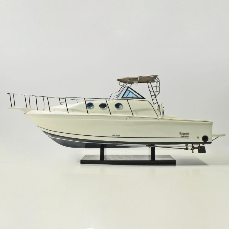 Wellcraft Schiffsmodell