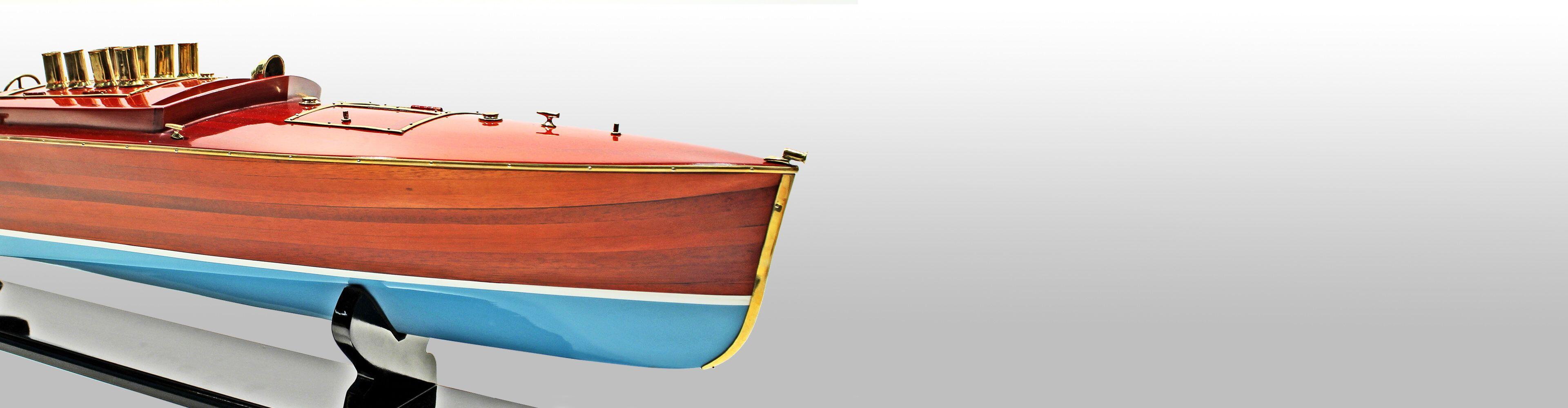 Riva, Chris Craft und weitere Schiffsmodelle, by Nain Trading