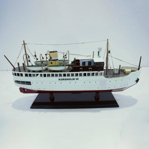 Korsholm Schiffsmodell