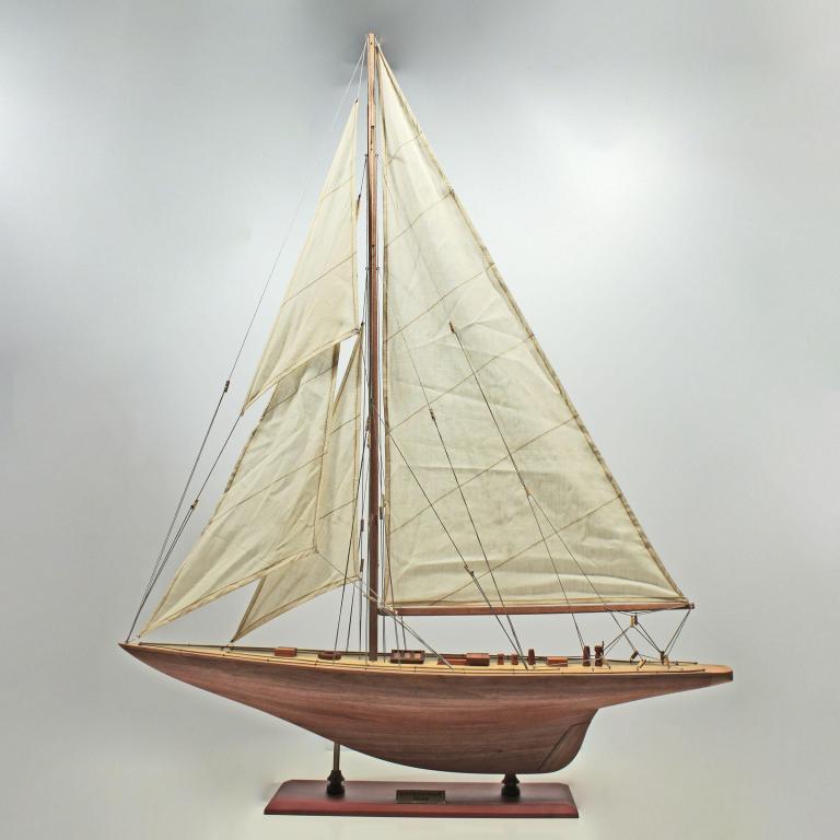 Enterprise Segelyachtmodell