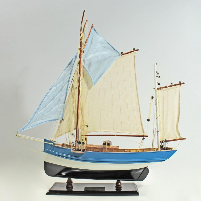 Handgefertigtes Segelschiffmodell der Marie Clarisse
