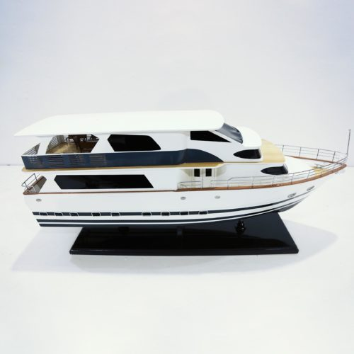 Livaboard Schiffsmodell